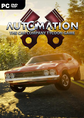Automation - The Car Company Tycoon Game  mega